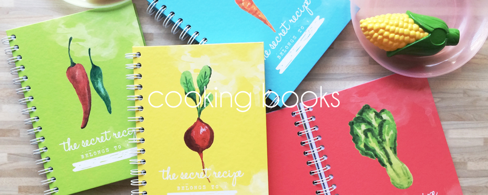 Banner cooking book