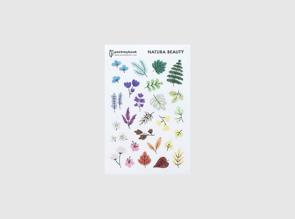 Natura Stickers