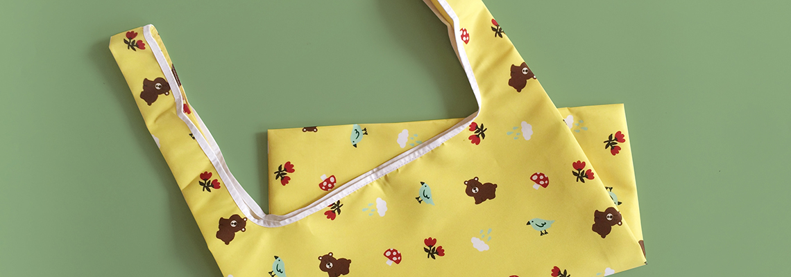 Flora Fauna Shopping Bag Banner
