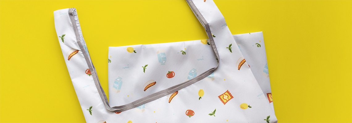 Happy Meal Shopping Bag Banner